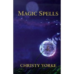 Book cover for the novel Magic Spells